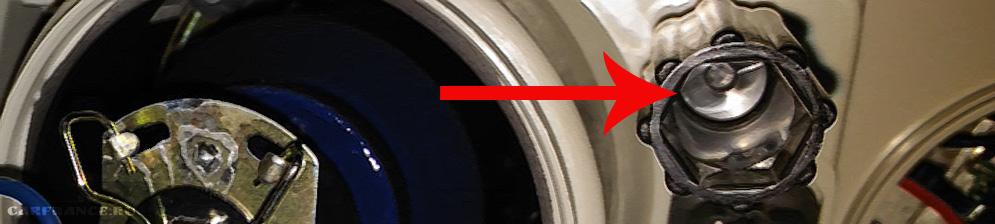 Регулированная пипка фары на ВАЗ-2110