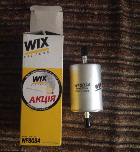Топливный фильтр тонкой очистки для автомобиля Пежо 307 и оригинальная упаковка