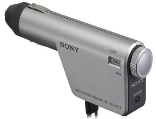 FM-трансмиттер Sony для подключения USB устройств к магнитоле автомобиля Форд Фокус 2