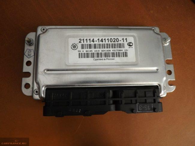 Электронный блок управления для ВАЗ-2110