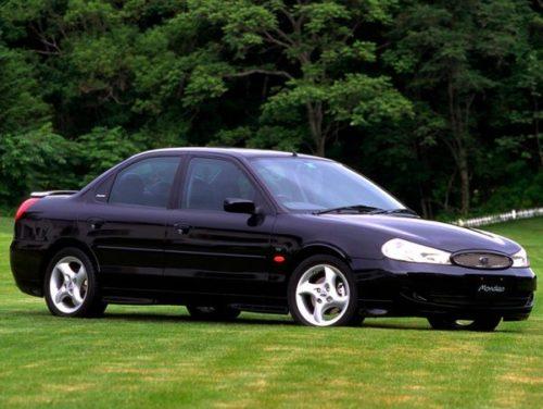 Фото автомобиля Форд Мондео, выпущенного в 1999 году