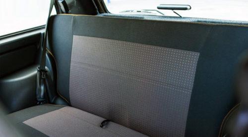 Спинка заднего сидения автомобиля Лада 4х4 2018 года