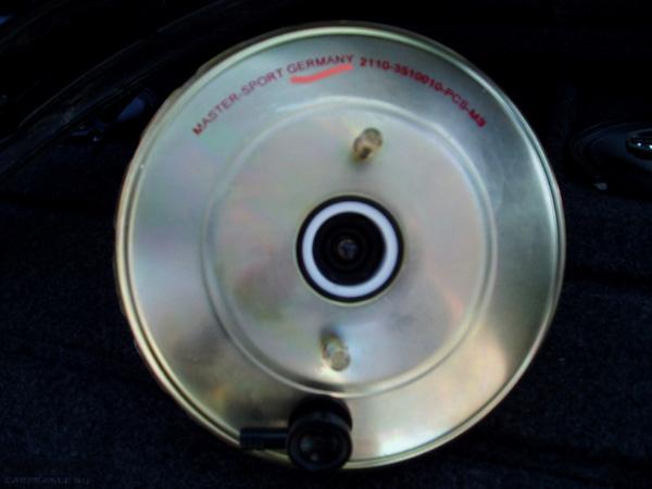 Вакуумный усилитель тормозов master-Sport на ВАЗ-2110