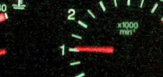 Указатель температуры на панели приборов выше 50 градусов