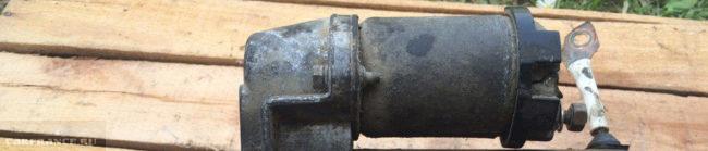 Втягивающее реле с б.у. автомобиля ВАЗ-2110