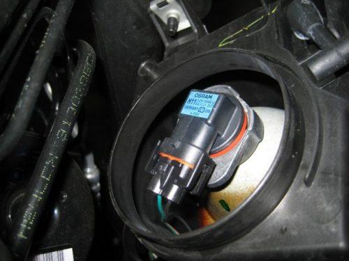 Лампа Н4 для Форд Фьюжн в посадочном месте
