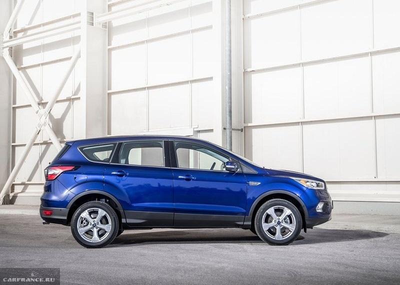 Форд куга 2018 новый кузов обзор