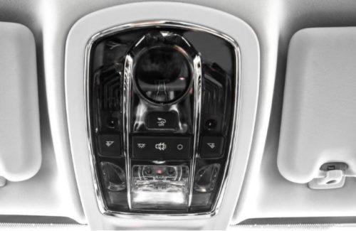 Блок управления освещением салона в Пежо 508 2018 модельного года