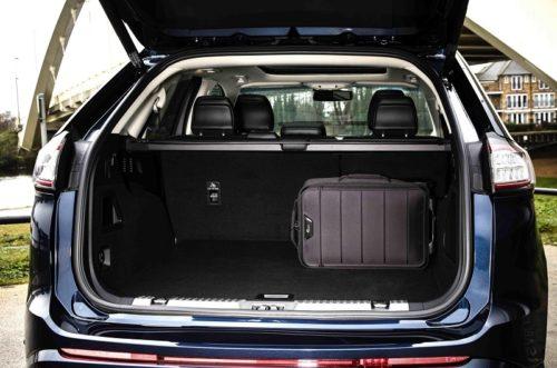 Багажник кроссовера Форд Эйдж 2018 модельного года