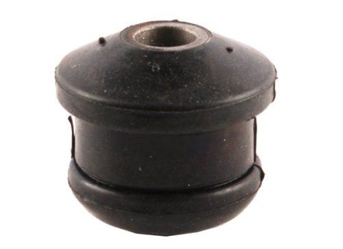 Черный сайлентблок передней балки из резины для автомобиля ВАЗ-2110