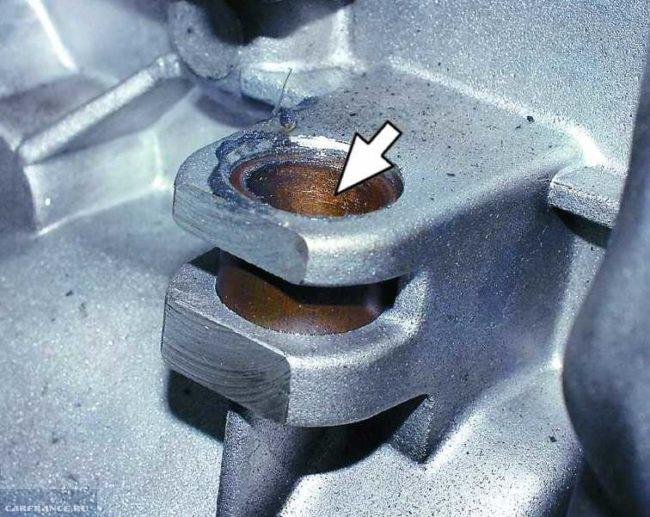 Металлическая втулка сцепления ВАЗ-2110
