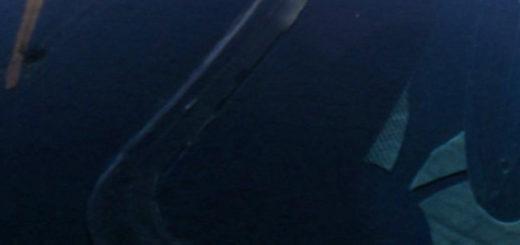 Тщательный осмотр посадочного места лобового стекла после вклейки на ВАЗ-2110
