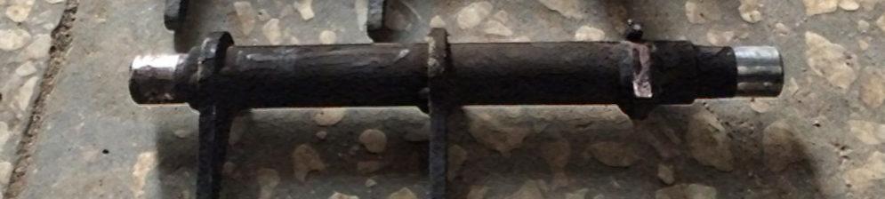 Вилка сцепления снятая с автомобиля ВАЗ-2110
