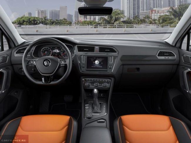 Фольксваген Тигуан 2018: новый кузов, комплектации и цены, фото
