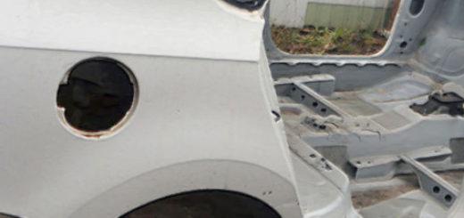 Кузов Поло Седан без дверей
