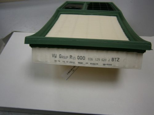 Маркировка на воздушном фильтре 036129620-J для Фольксваген Поло седана