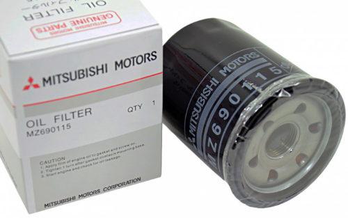 Масляный фильтр для двигателя 1,6 литра седана Митсубиси Лансер 9