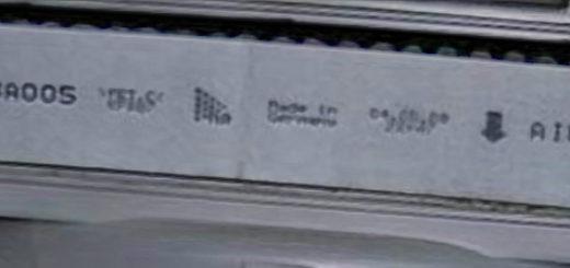 Фильтр в корпусе на Митсубиси Лансер 10