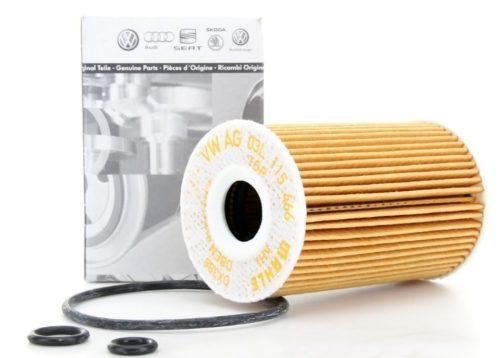 Бумажный фильтр для дизельного двигателя седана Фольксваген Поло