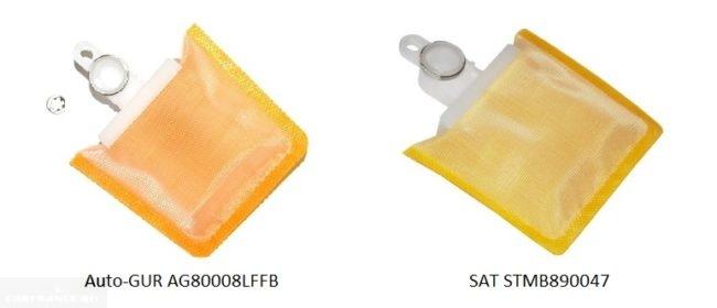 Фильтры грубой очистки для замены оригинальной сетки на бензонасосе Мицубиси Лансер 10