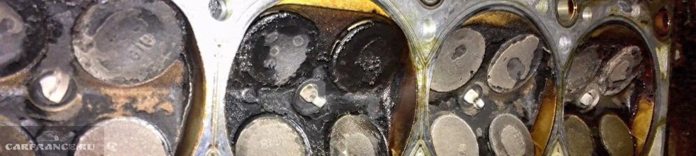 Последствия использования контрафактного масла на двигателе 4g18 Лансер 9 серии