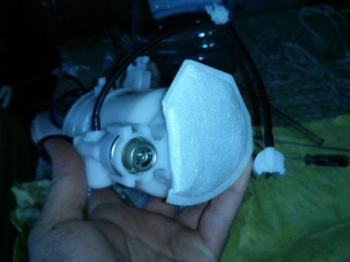 Замена топливного фильтра на автомобиле Мицубиси Лансер 10