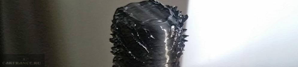 Наконечник металлического сливного болта АКПП с магнитом и стружкой