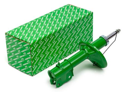 Стойка амортизатора PILENGA SHP7213 с корпусом зеленого цвета для Митсубиси Лансер версии 9