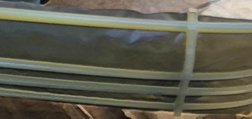 Топливный фильтр внутри бензонасоса на Митсубиси Лансер 9 серии 1,6 двигатель