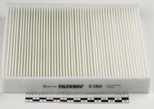 Размеры и внешний вид салонного фильтра Filtron K 1313 для Фольксваген Поло