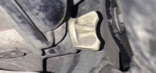 Барашек на радиаторе Лада Приора для слива ОЖ