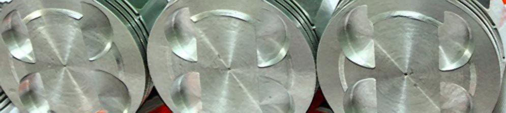 Безвтыковые поршни СТК на Лада Приора не гнущие клапана