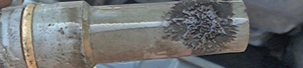 Датчик скорости на Лада Приора с металлической стружкой